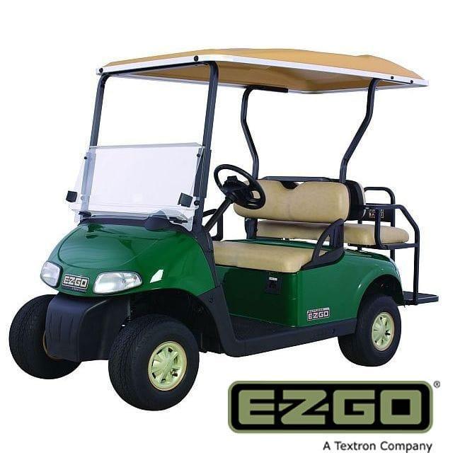E Z Go Freedom Rxv 4 Seater Electric Golf Car