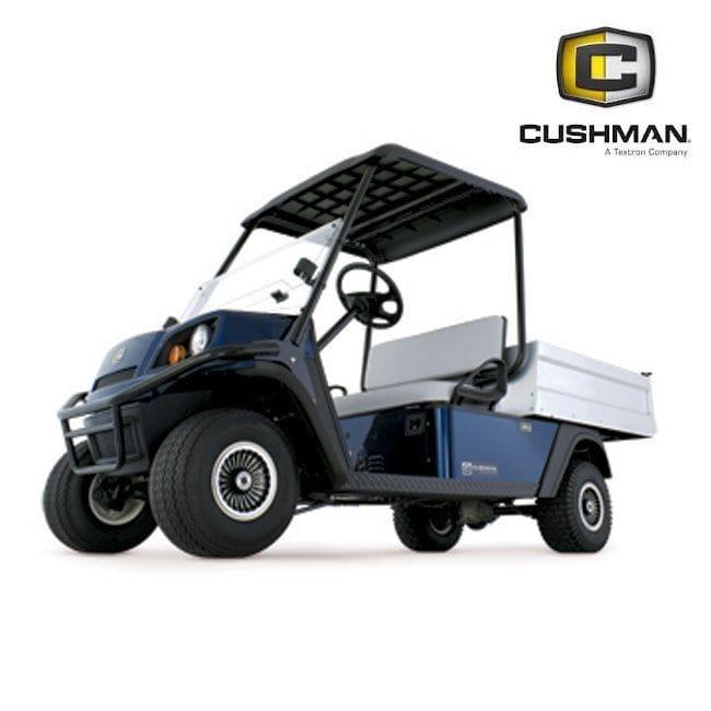 cushman hauler pro service manual