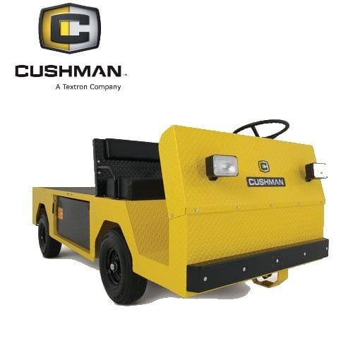 Cushman Titan HD 48 Volt