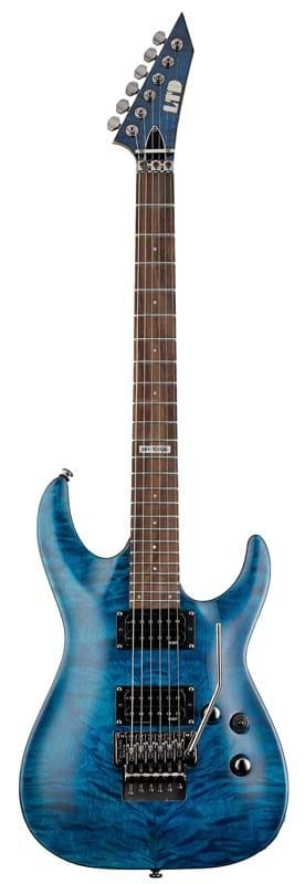 LMH-100QMSTB: LTD MH-100 QM STB BLUE QUILT TOP