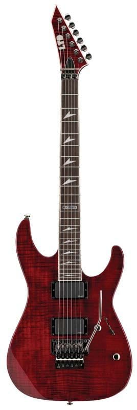 LM-300FMSTBC: LTD M-300 FM STBC FLAME TOP EMGS