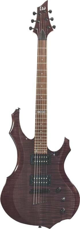 LTD F-100 FM STBLK FLAME TOP