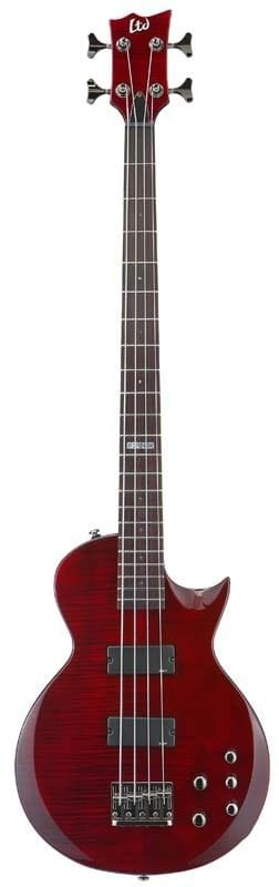 LEC-154DXSTBC: LTD EC-154 DX STBC 4 STRING BASS