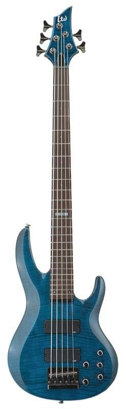 LB-155DXSTB: LTD B-155 DX STB 5 STRING BASS
