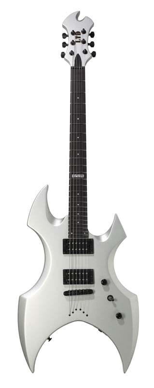 LAX-50SS: LTD AX-50 SS SILVER ELECTRIC