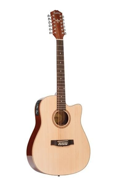 12STRING SOLID SPRUCE TOP DREAD GTR+MEQ-T4 P/UP