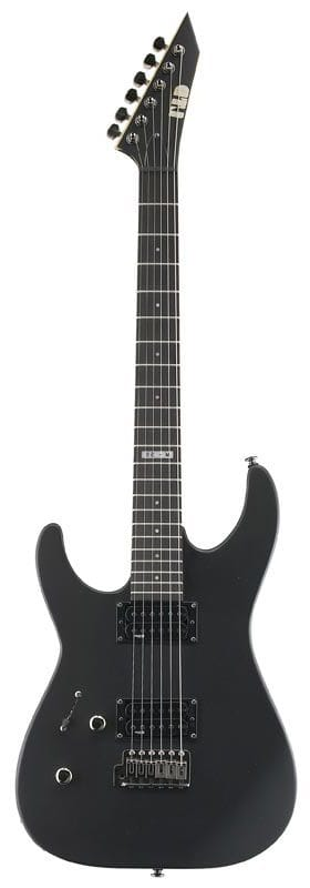 LTD M-50 BLACK LEFT HANDED