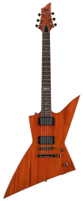 LTD FX-360 PADUAK BROWN STAIN