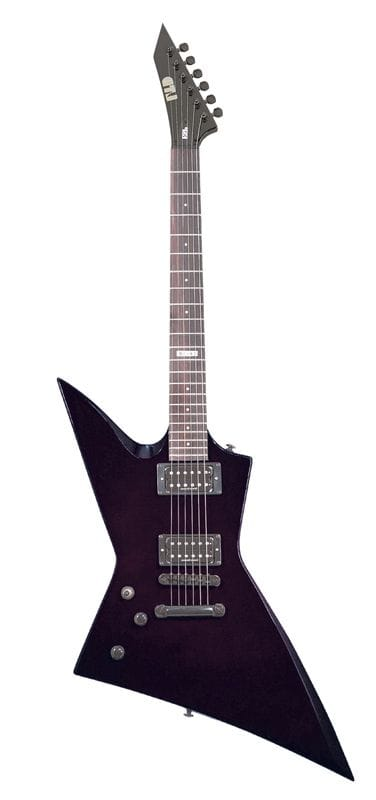 LTD EX-50 BLACK LEFT HAND