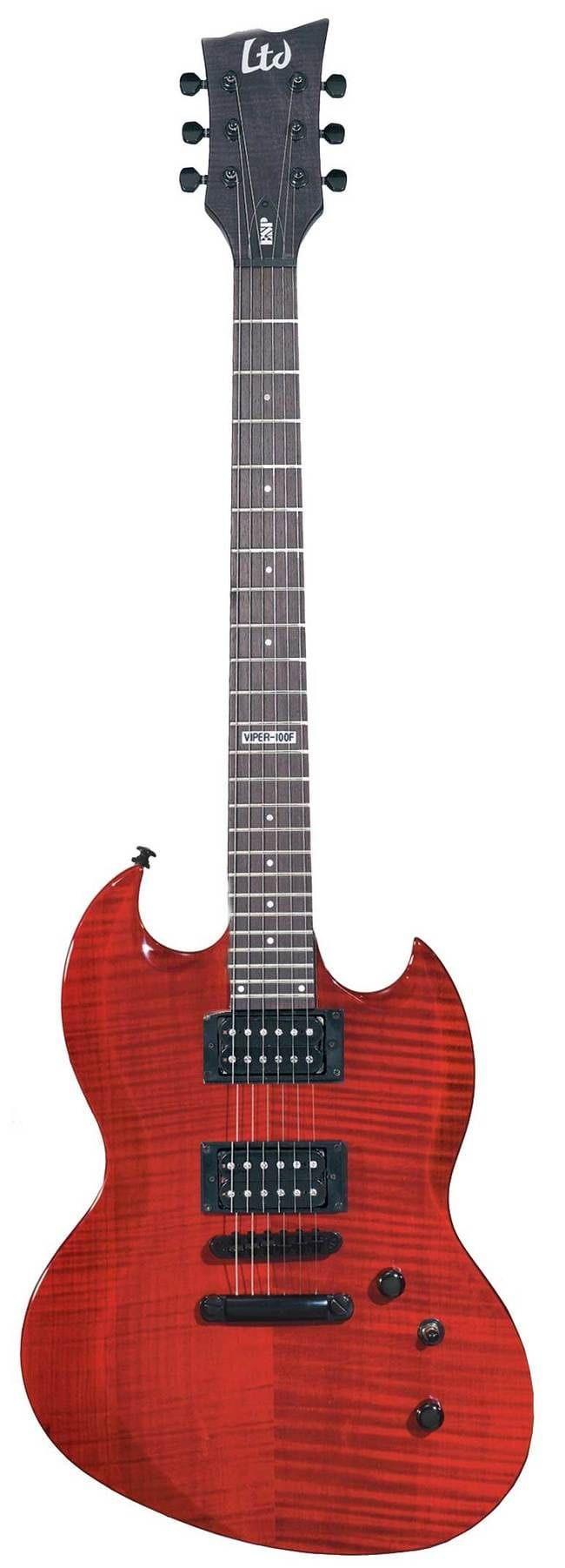LVP-100FMSTBC: LTD VP-100 FM STBC VIPER FLAME TOP