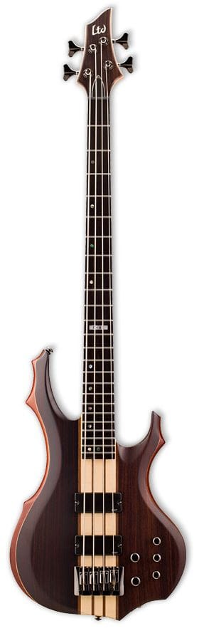 LTD F-4E NG 4 STRING BASS