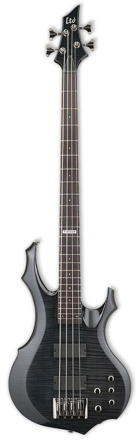 LF-414FMSTBLK: LTD F-414FM F SERIES BASS SEE THRU BLACK