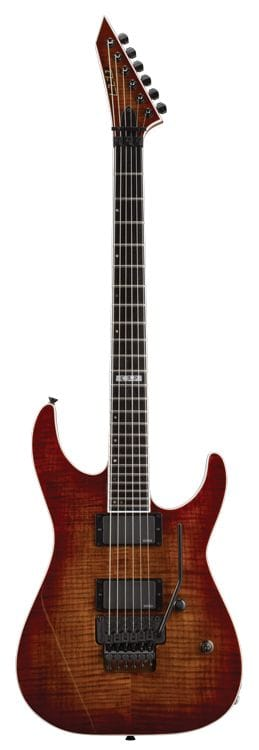 M-2-ELITEACSB: LTD ELITE M-2 ANTIQUE CHERRY SUNBURST