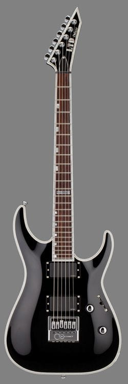 LMH-1000ETBLK: LTD MH-1000ET WITH EVERTUNE BRIDGE BLACK
