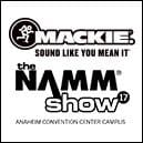 20 Jan 2017: Mackie's new Big Knob series released at NAMM