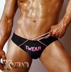 Pink V Swimsuit