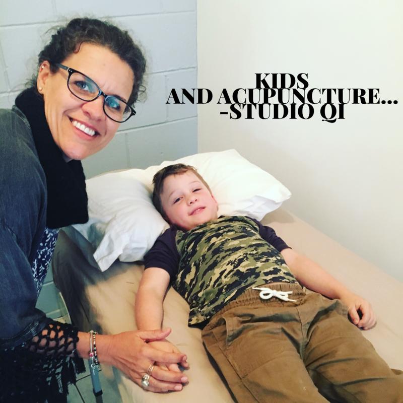Kids & Acupuncture