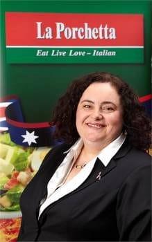 Sara Pantaleo a Telstra Award Finalist