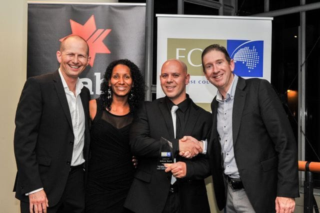 Franchisees win a gong for Gong