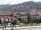 The Town of Cusco