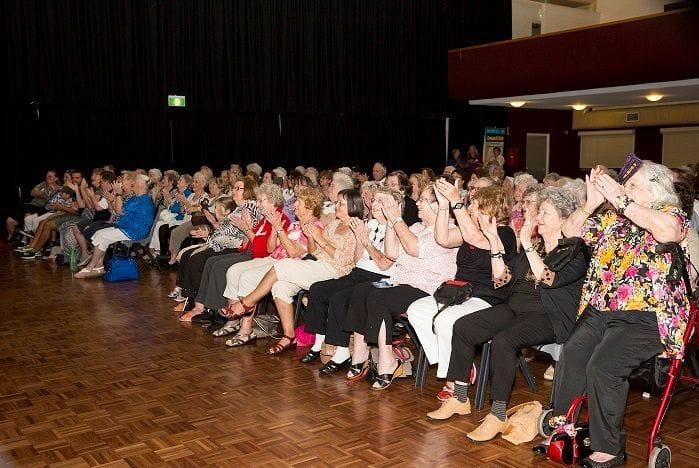 Musical celebration for Gold Coast Seniors