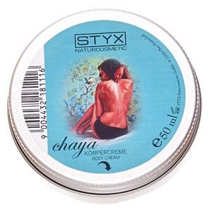 Chaya Body Cream 50ml
