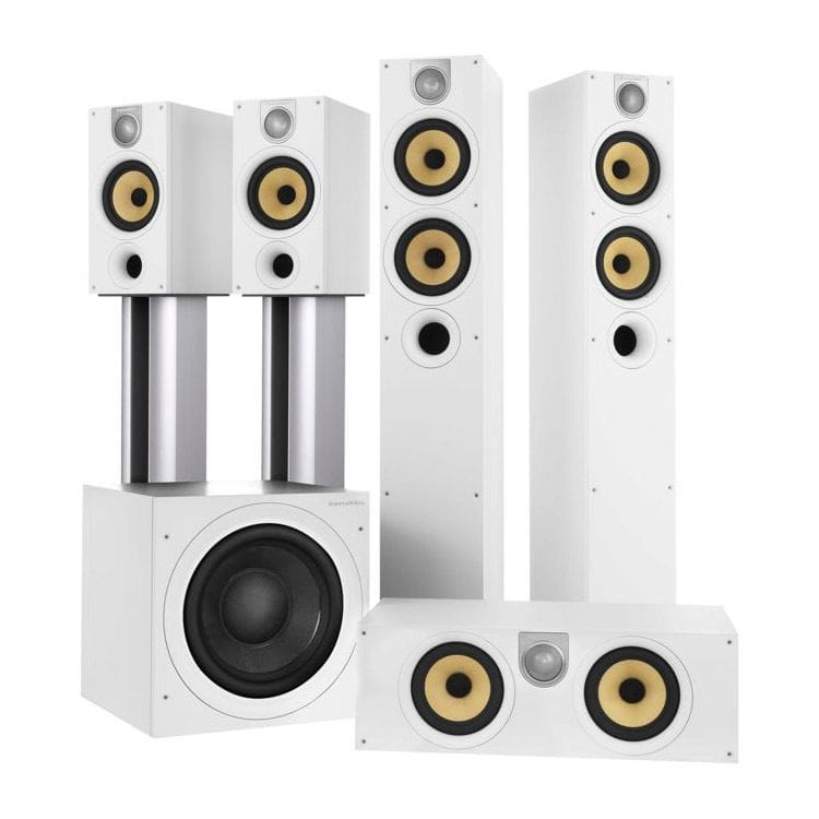 Bowers & Wilkins 684 Theatre Pack