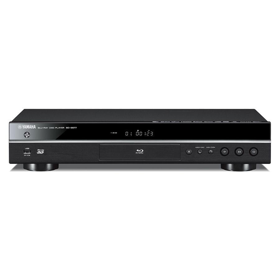 Yamaha BD-S677 Wireless Network Blu-ray Player