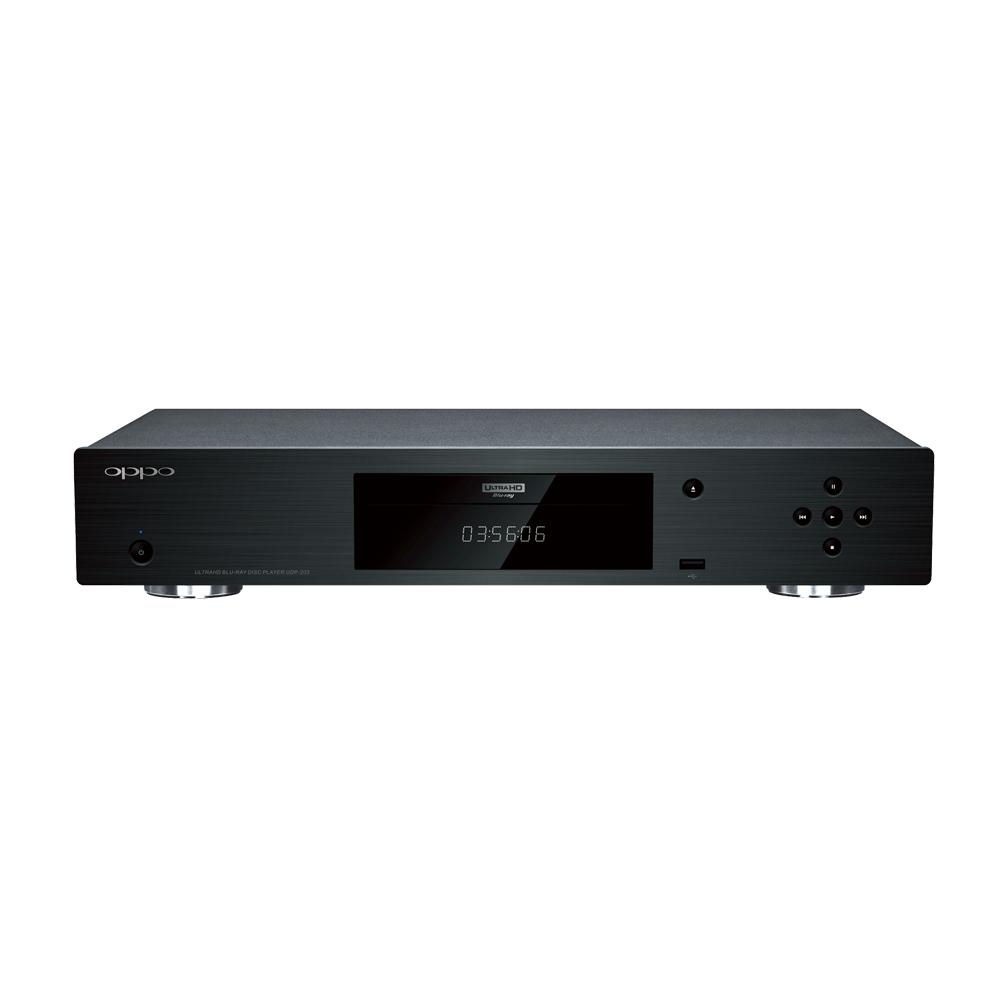 Oppo UDP-203 4K/UHD Blu-ray Disc Player