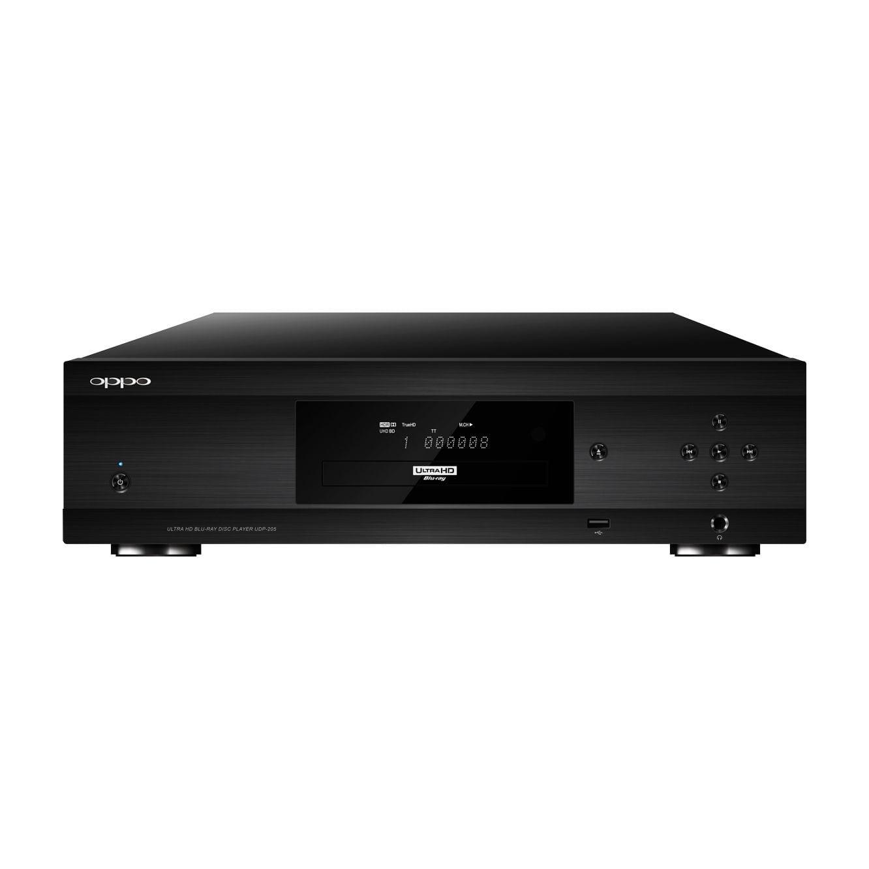 Oppo UDP-205 4K Ultra-HD Blu-ray Player