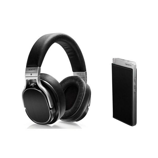 Oppo PM-3 Planar Magnetic Headphones & HA-2 Portable Headphone Amplifier