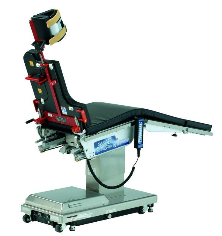Skytron Specific Lift Assisted Shoulder Chair