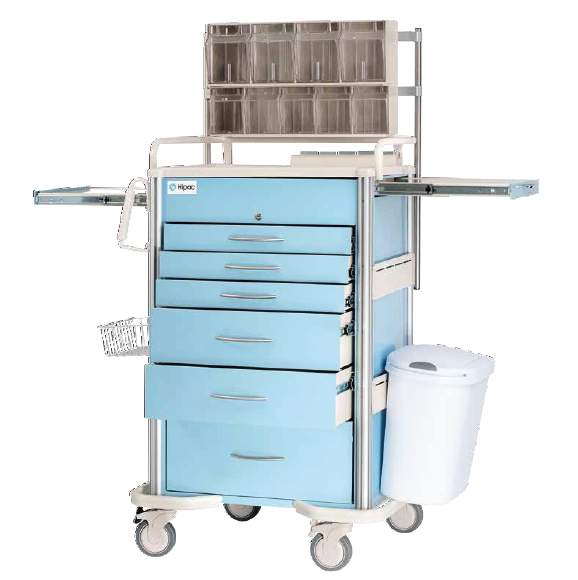 Select Series Anaesthetic Cart and Accessory Package
