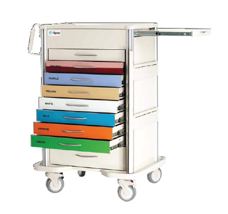 Select Series Paediatric Cart