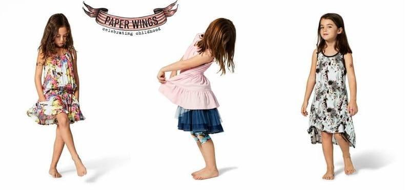 Paper Wings has landed xx