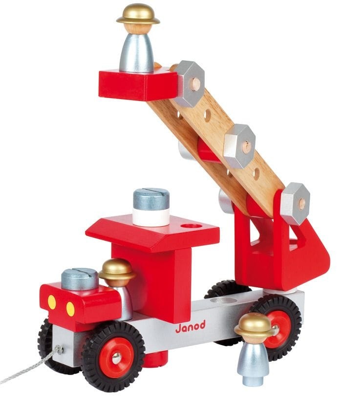 JANOD - DIY Fire Truck
