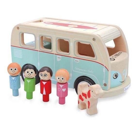 Indigo Jamm - Colin's Camper Van