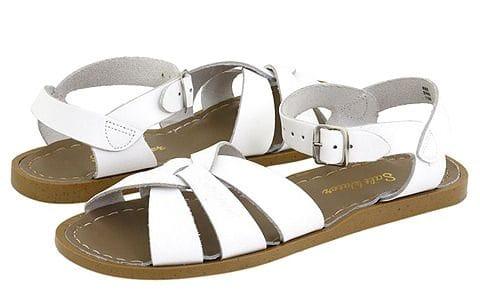 Saltwater Sandal - White