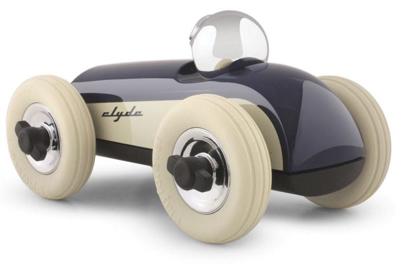 Playforever - Midi Clyde Midnight Blue Racing Car