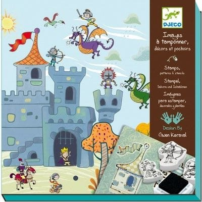 DJECO - Knights Create a Story