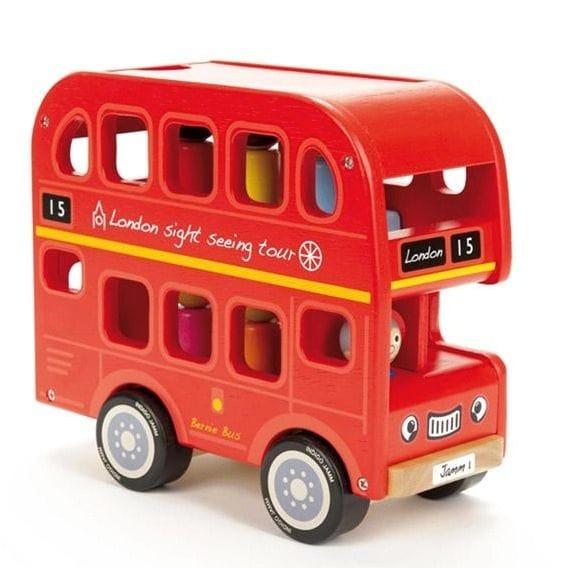 Indigo Jamm - Bernie's Number Bus