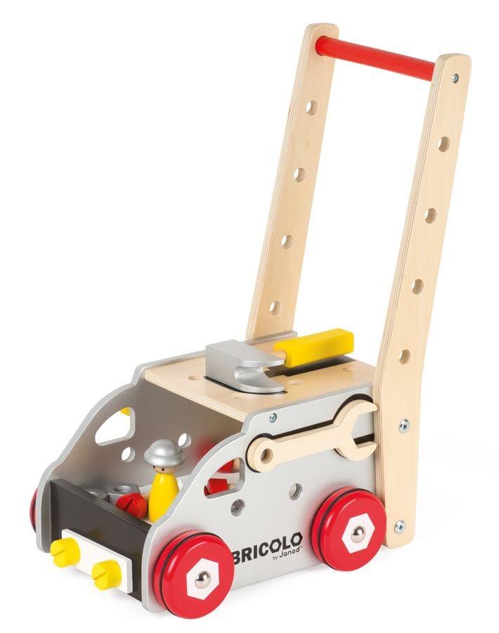 Janod - DIY Workbench Trolley