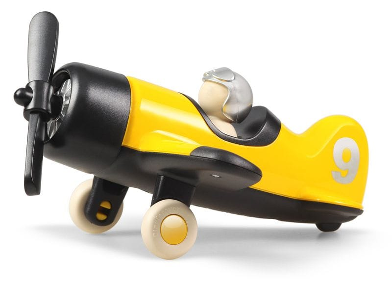 Playforever - Mimmo Aeroplane Yellow
