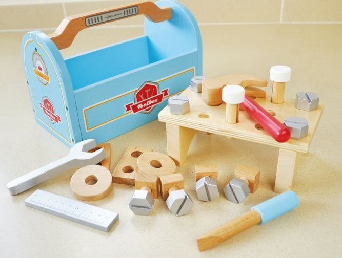 Indigo Jamm - Little Carpenters Tool Box