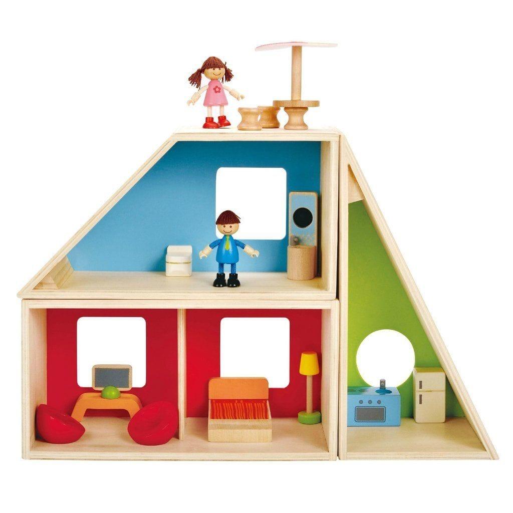 Hape - Geometrics House