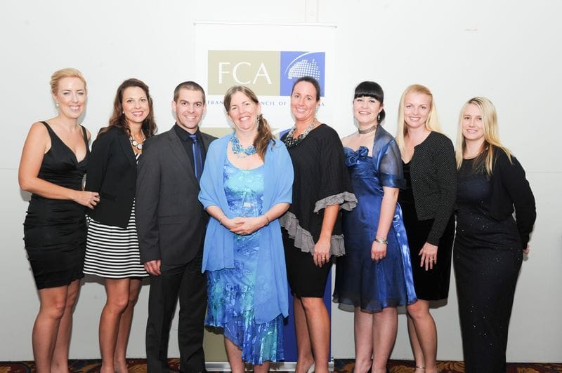 Sarah Cobb wins 'QLD Franchise Woman of the Year'