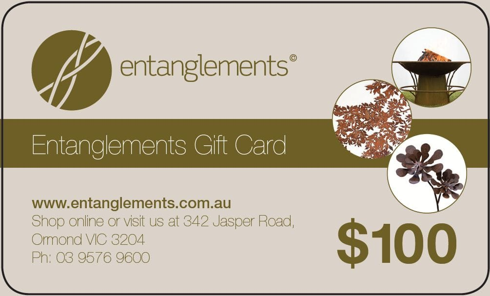 Entanglements Gift Card