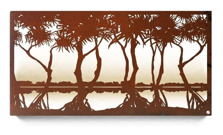 Pandanus Wetland