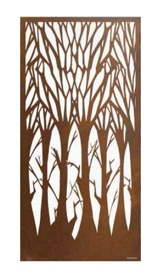 Bare Forest Screen