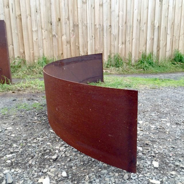 Garden Edging Arc